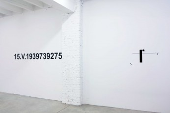 The Admirable Number Pi  (group show)