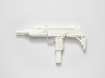 Uzi Submachine Gun