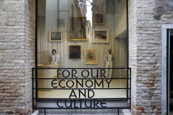 For our Economy and Culture